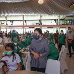 Hari Bidan Nasional,Puan Maharani: Bidan Ujung Tombak Kesehatan Ibu Dan Bayi