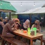 Cafe Dan Resto Bukit Pasir Kota Agung Buka Perdana